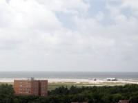 Loggia Panorama Aussicht auf das Meer